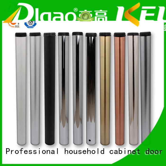 DIgao Breathable iron table legs customization office table