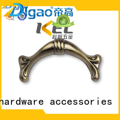High Quality Zinc Alloy Metal Antique Brass Furniture Cabinet Drawer Handle