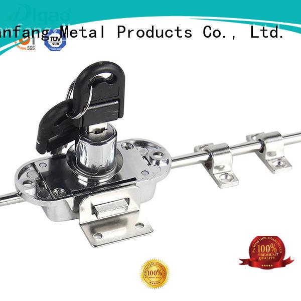 Quality DIgao Brand wardrobe with lock and key lock rotating