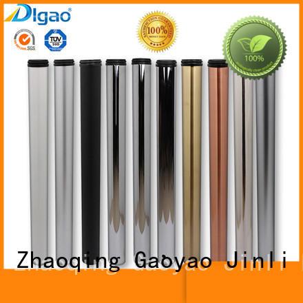 DIgao Brand chrome adjustable height steel Furniture Leg