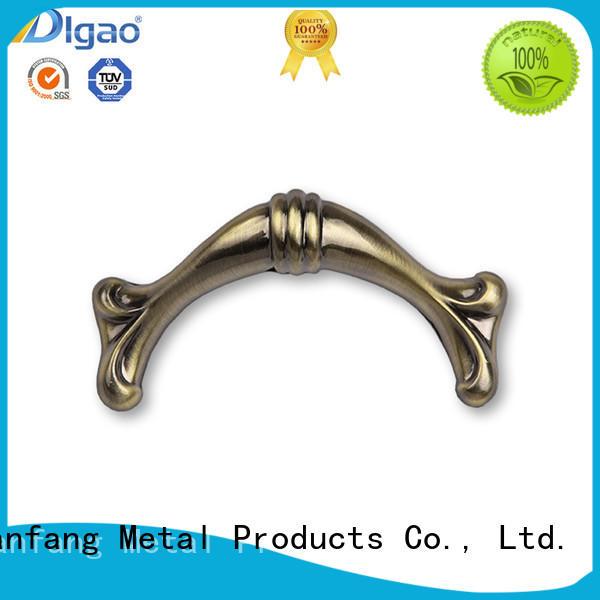 brass antique zinc furniture handle drawer DIgao Brand