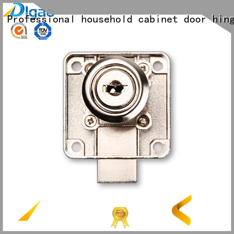 New Style 138 Zinc Alloy Metal Brand Office Furniture Drawer Lock With Computer Key