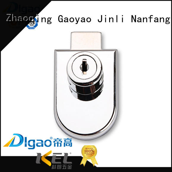 Custom swing showcase lock cabinet DIgao