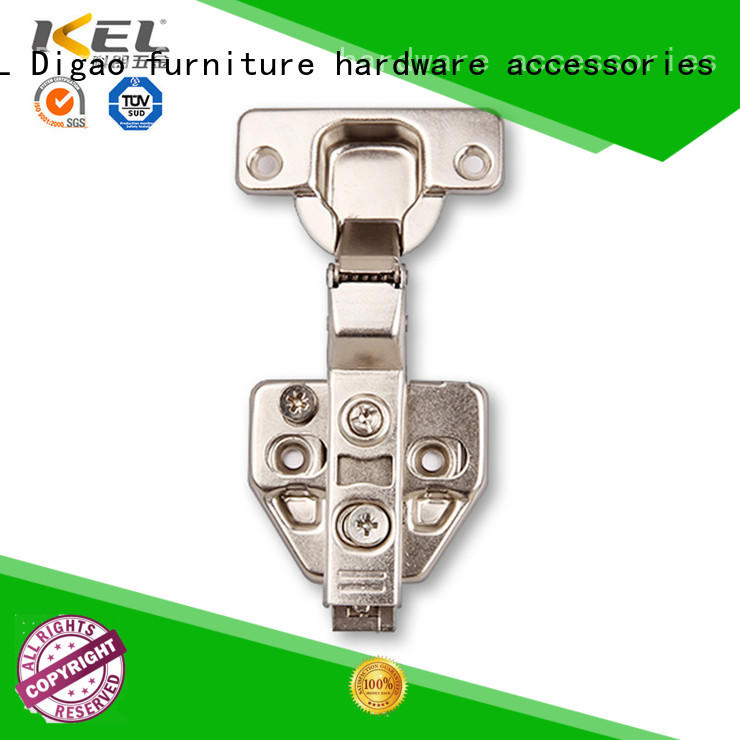 DIgao clip hydraulic hinges ODM for Klicken cabinet