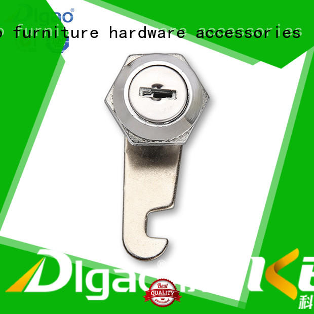 Die-casting Zinc Alloy 103 Office Furniture Cabinet Mailbox Tubular Cam Lock