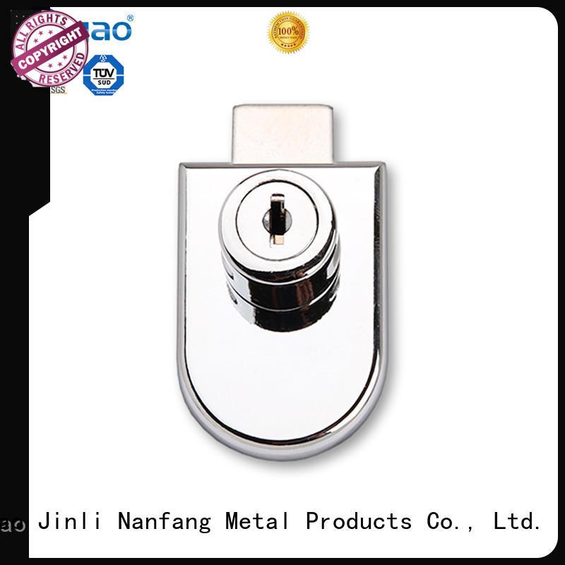 zinc display case lock swing single DIgao Brand