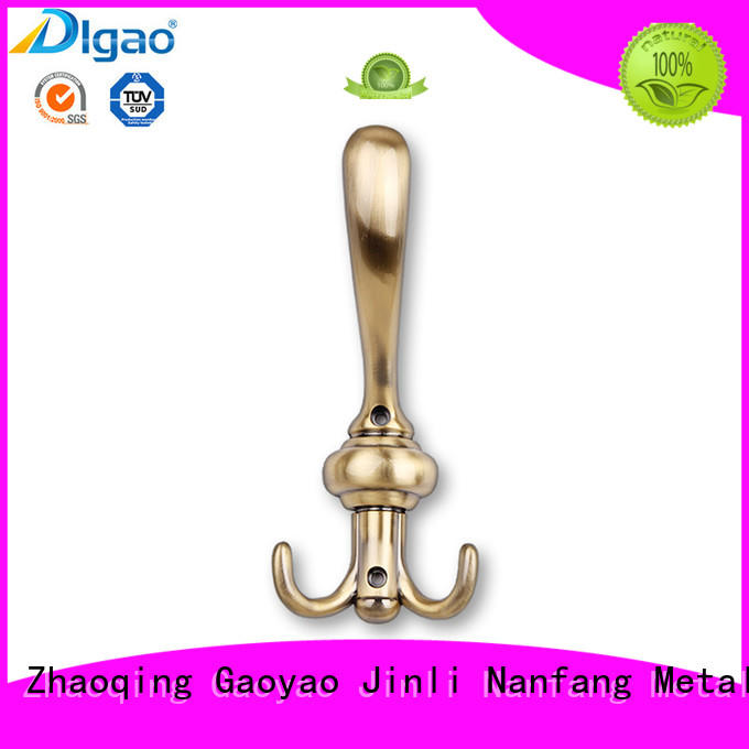 hat and coat hooks hat furniture clothes hook alloy DIgao Brand