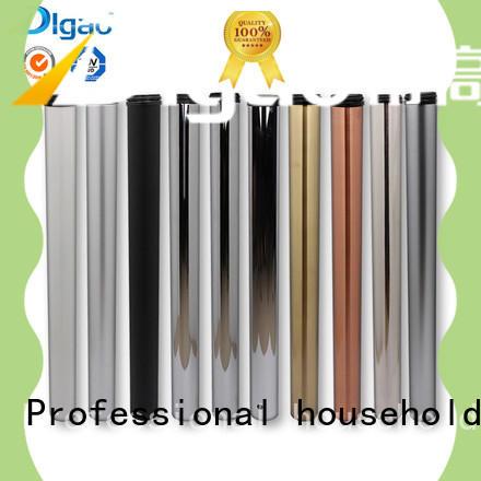 DIgao Breathable decorative cabinet legs round sofa leg