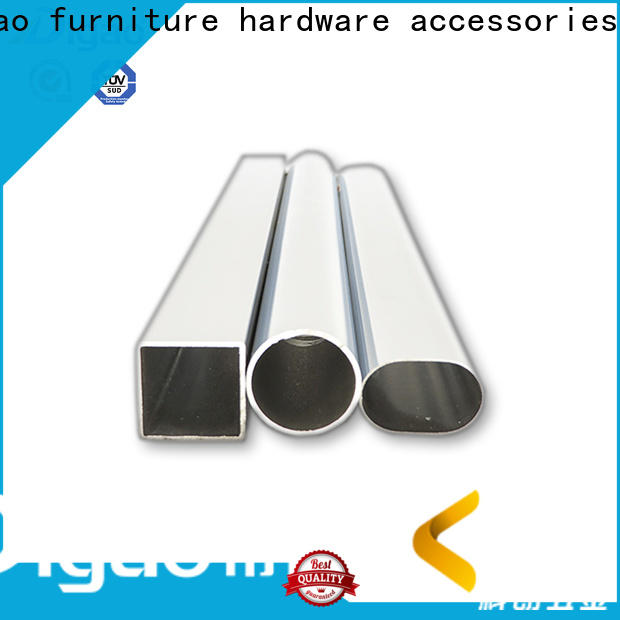 high-quality wardrobe rail digao free sample Chrome Plated Furniture