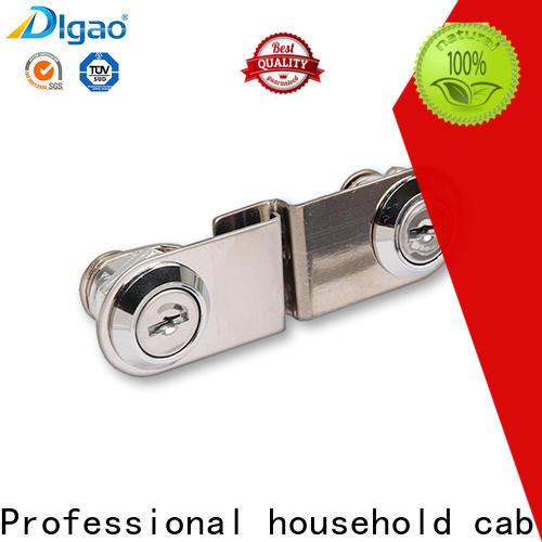 DIgao durable display cabinet locks OEM kitchen double door lock