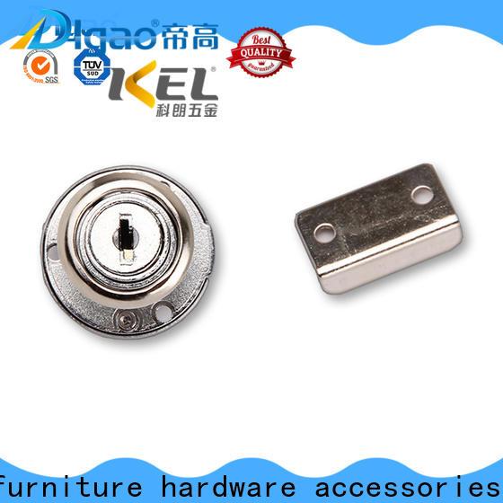 DIgao portable brass cabinet locks bulk production for furniture
