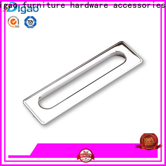 DIgao funky inset handle for wholesale cabinet hidden handle