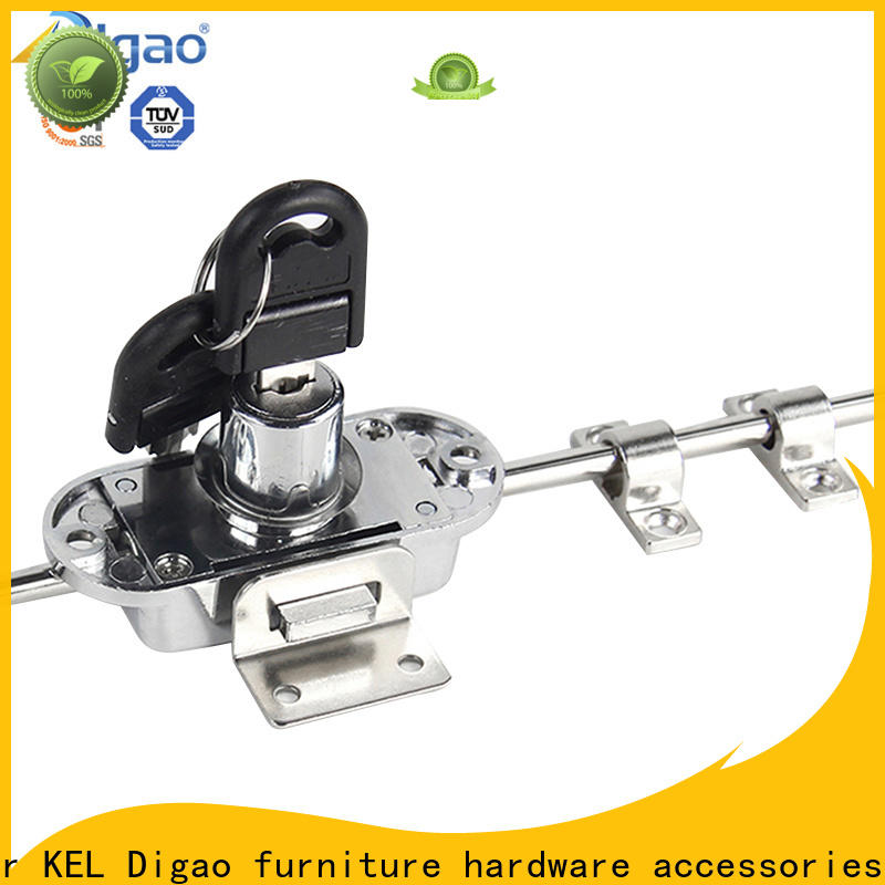 DIgao furniture wardrobe door locks customization for furniture