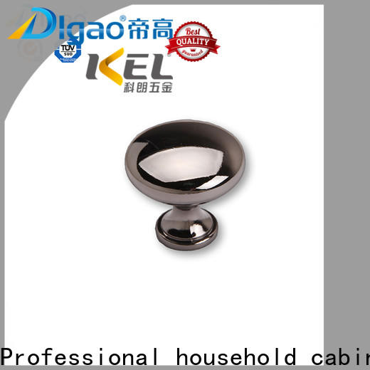 DIgao solid mesh brass knob ODM for furniture