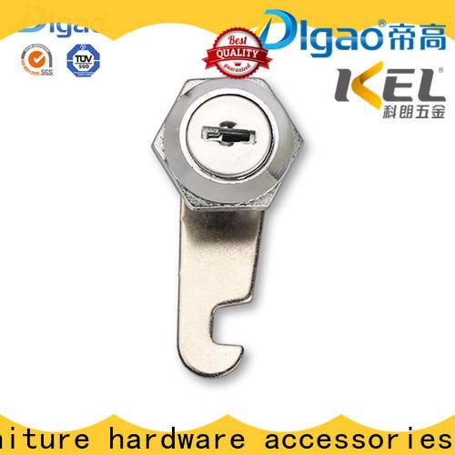 DIgao 207 brass cabinet locks supplier