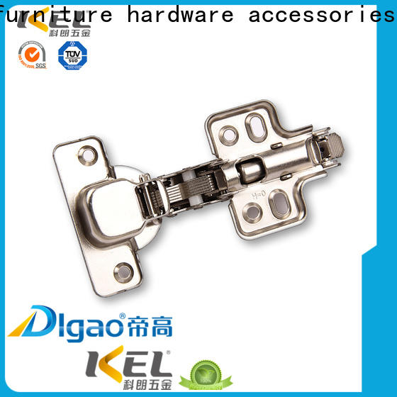 DIgao close hydraulic hinges for wholesale for Klicken cabinet