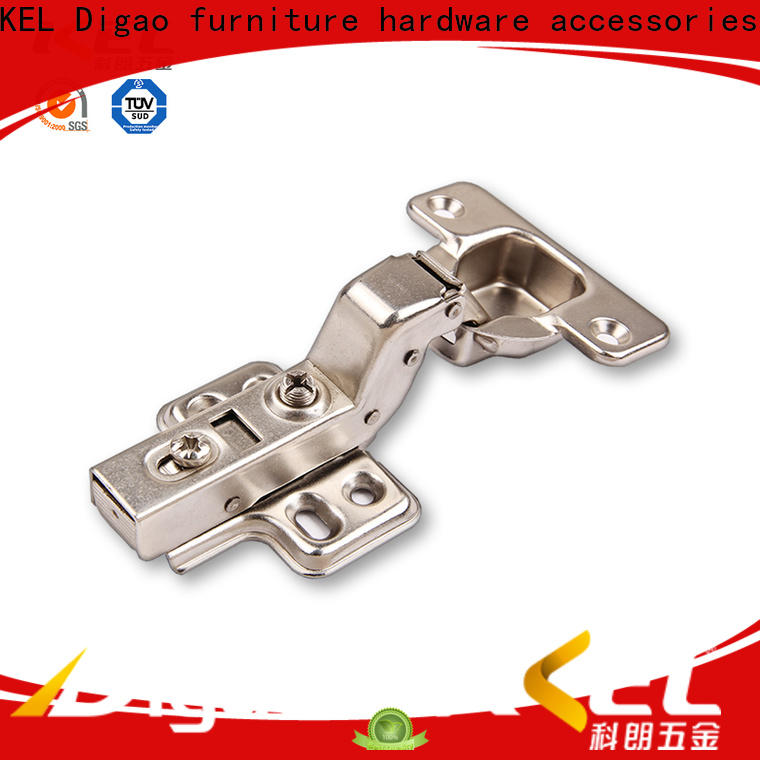 Breathable self closing cabinet hinges 35 ODM steel soft close