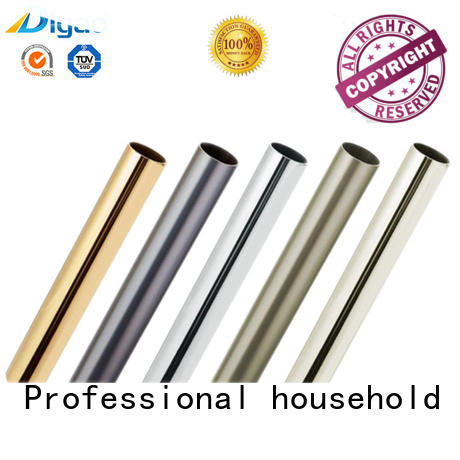 DIgao portable wardrobe tube buy now Chrome Plated Furniture