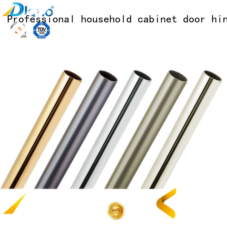 DIgao durable wardrobe rail for wholesale Chrome Plated Furniture